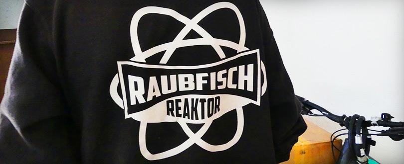 Raubfisch Reaktor Hoodie